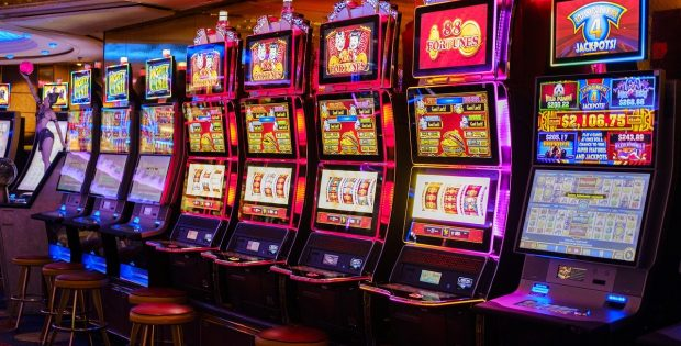 slot machines games 620x315 - Some Great Slot Games Based on Movies